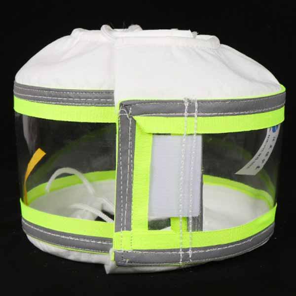 flange safety spray shields